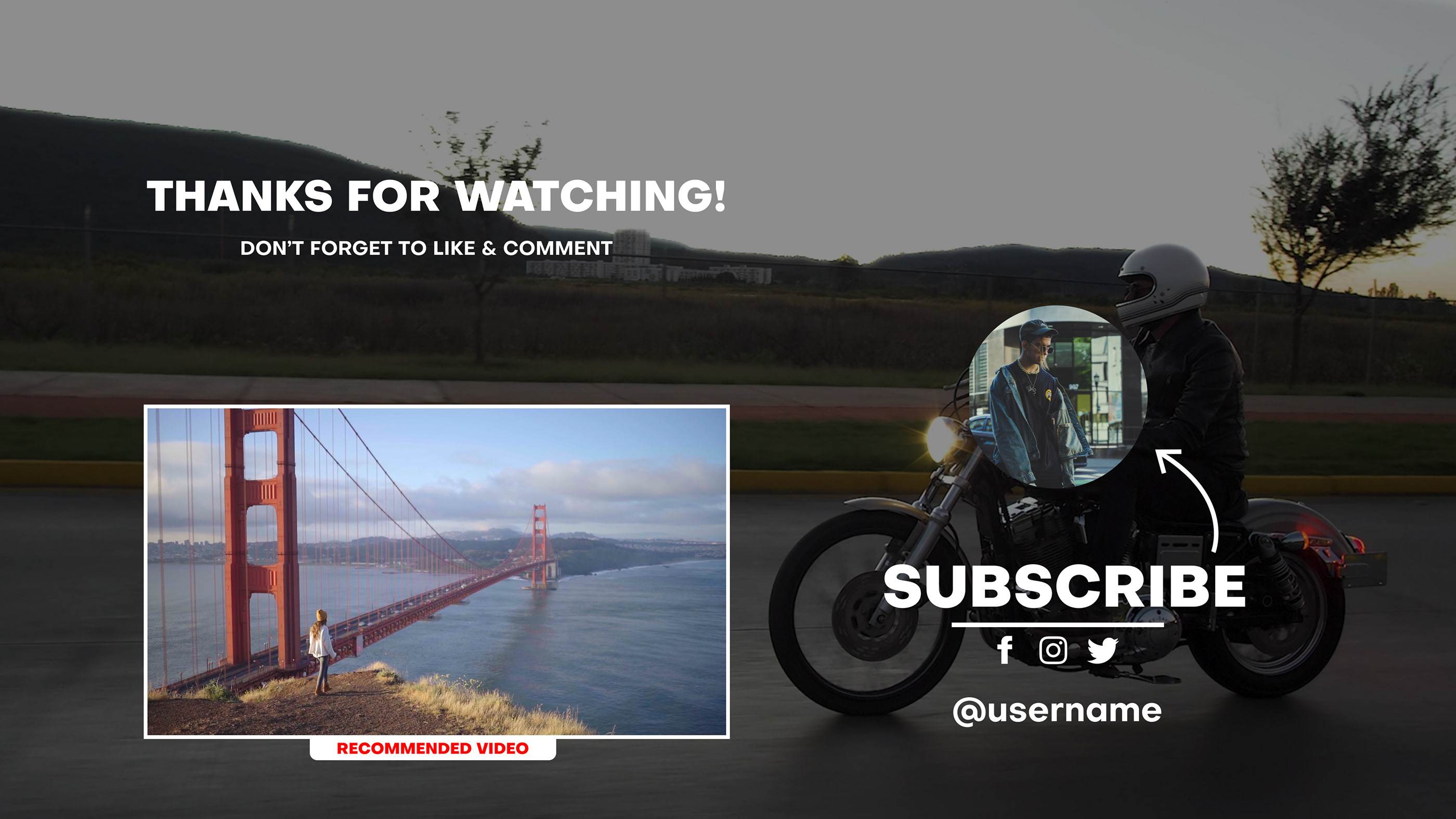 YouTube End Screens - 4