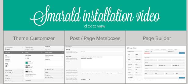 Smarald: Retina Ready Responsive WordPress Theme - 17