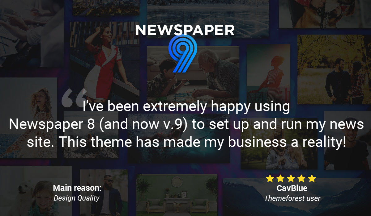 Discussion on Newspaper (Page 794) | ThemeForest
