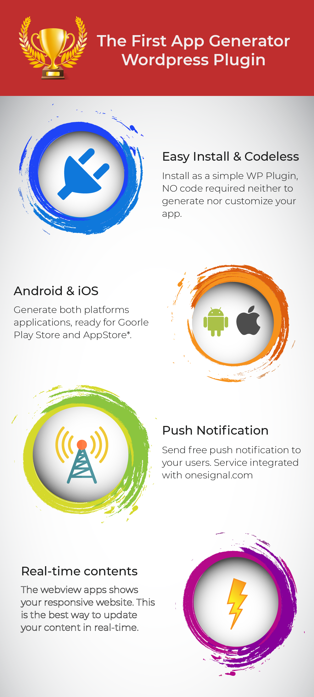 moZable - Instant Mobile App Generator - 1