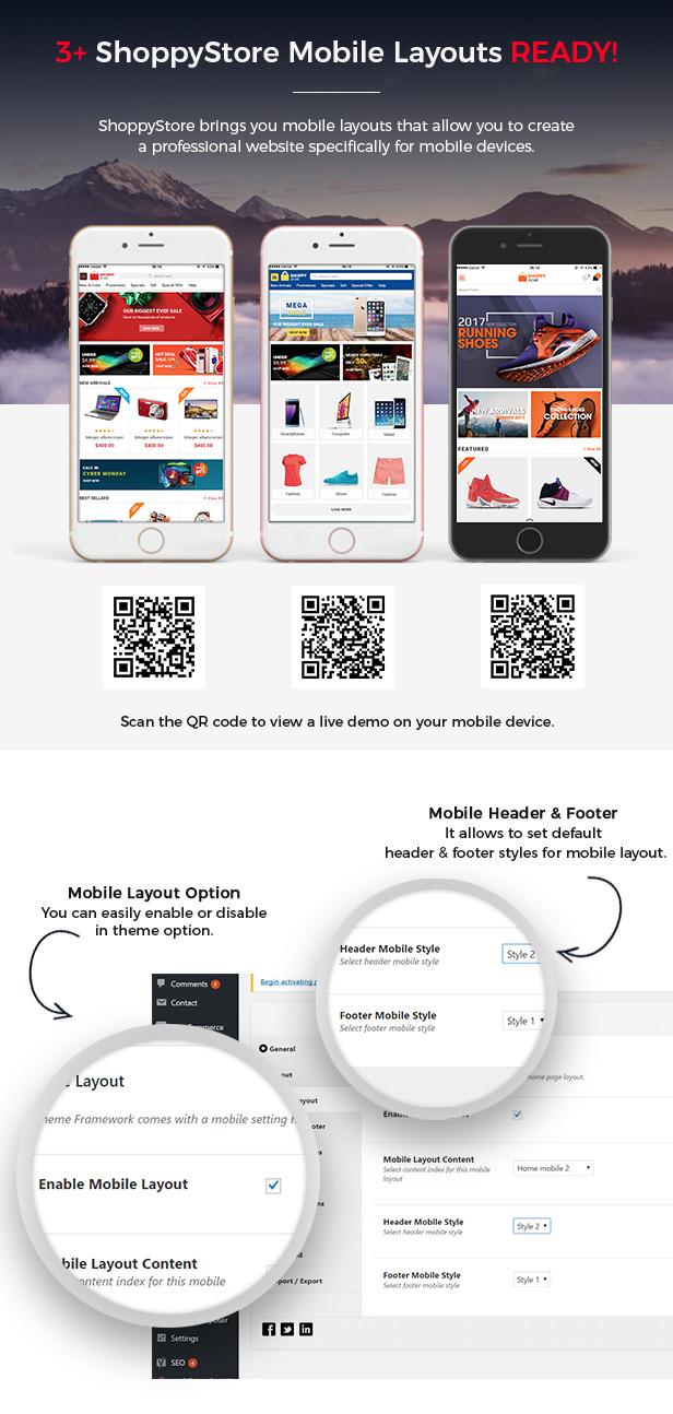 ShoppyStore - 多用途响应WooCommerce WordPress主题(15+主页和3移动布局) - 5