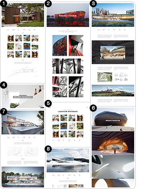 MIES - An Avant-Garde Architecture WordPress Theme - 4