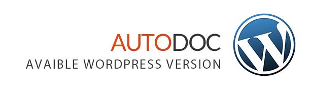 AutoDoc - HTML Car Repair Mechanic Shop - 1