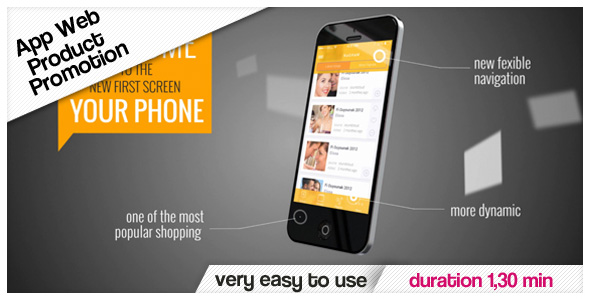 Android  App/Web  Product  Promotion - 12