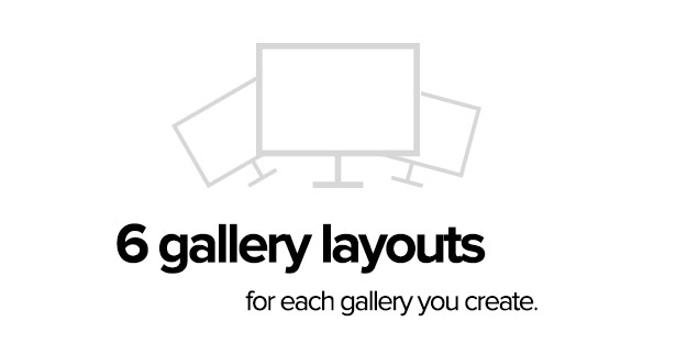 6 Gallery Layouts