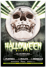 Halloween Party Flyer - 5
