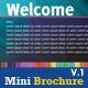 Mini Brochure V.1 - GraphicRiver Item for Sale