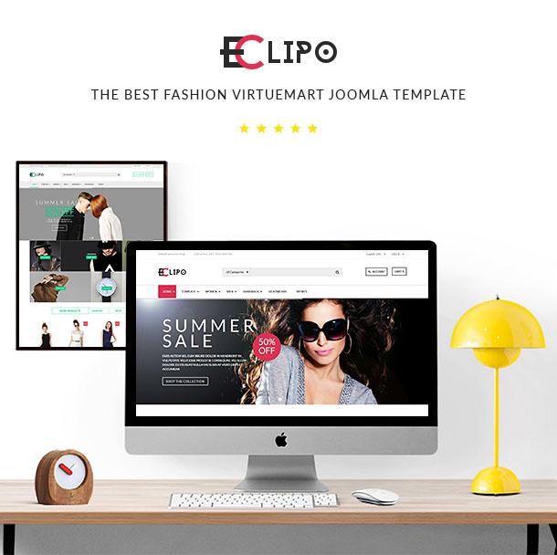 Vina Eclipo - Fashion VirtueMart Joomla Template - 6
