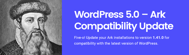 The Ark | WordPress Theme made for Freelancers - 2