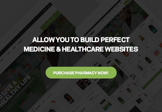 En İyi Eczane Hekimliği ve Sağlık WordPress Teması