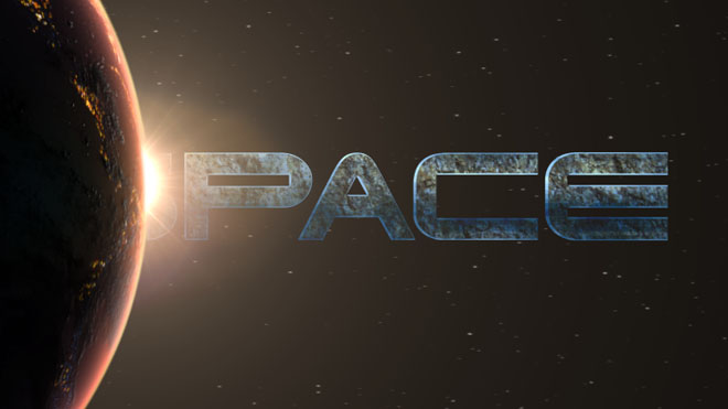 Space Logo Reveal - 6