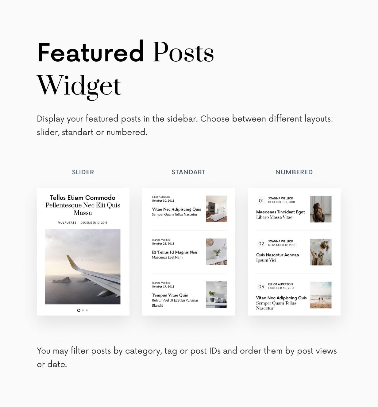 Once - Clean & Elegant WordPress Blog Theme - 43