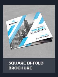 Square Brochure - 15
