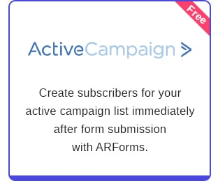 ARForms: WordPress Form Builder Plugin - 31
