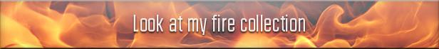 4 Fiery Hypnotic Spirals - 2