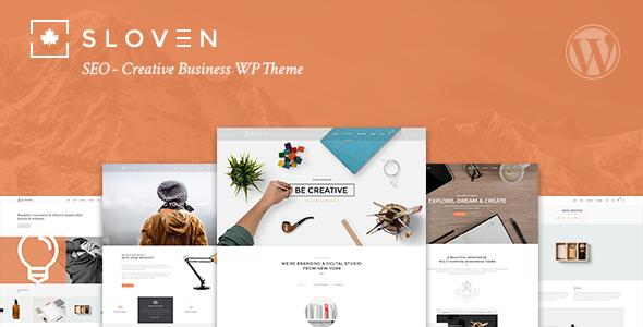 sloven multipurpose theme