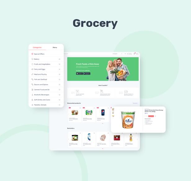 Cartzilla - Digital Marketplace & Store WordPress Theme - 2