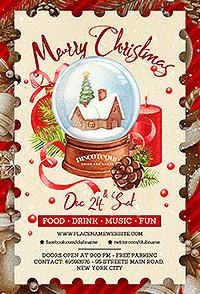 Christmas Flyer - 19