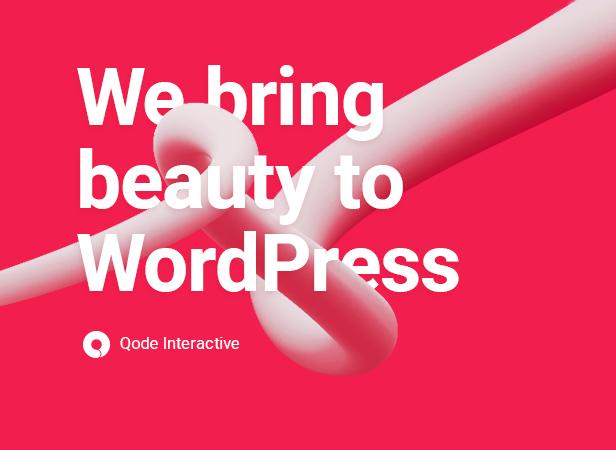 Bridge - Creative Multipurpose WordPress Theme - 28