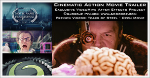 Cinematic Action Movie Trailer