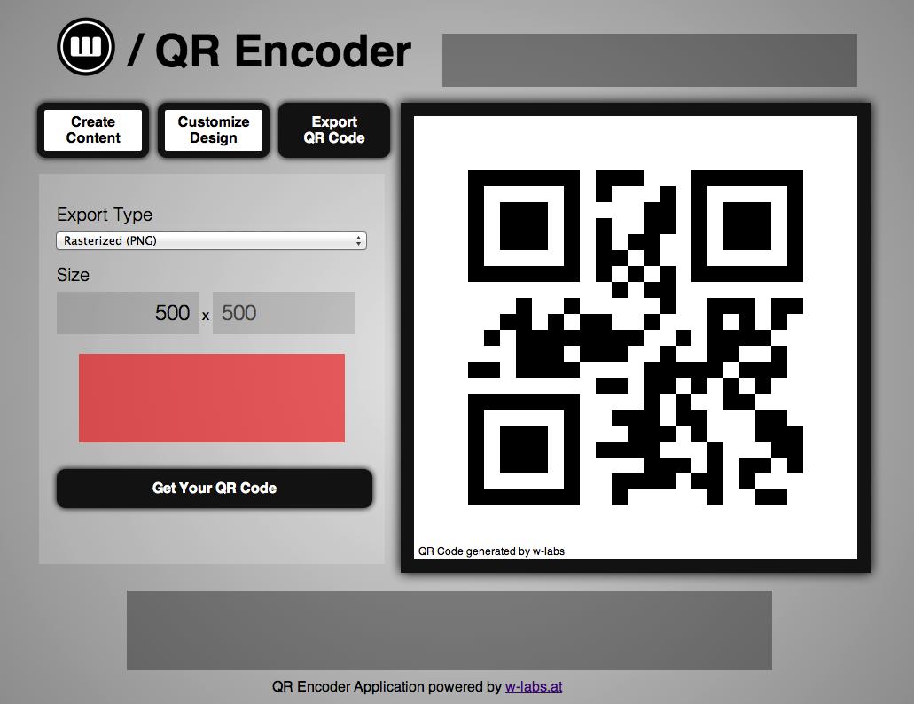 QR Encoder - 3
