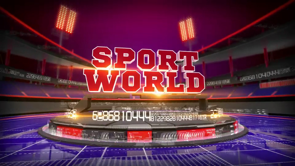 Action Sports Broadcast Opening Intro - 4