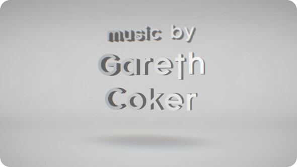 Music by Gareth Coker