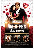 Valentine Flyer Bundle - 15