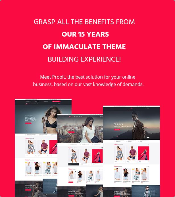 SolosShopy - Fashion Shop Elementor WooCommerce Theme - 2