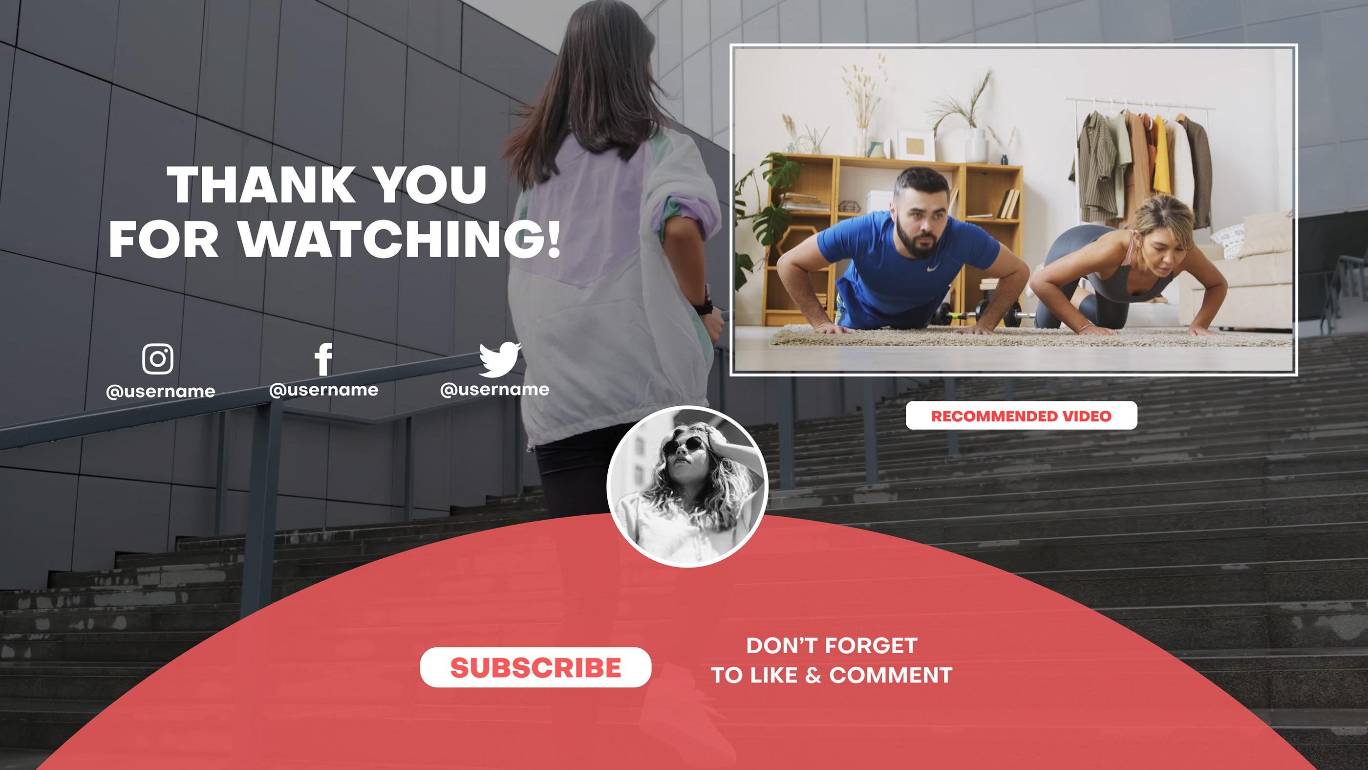 YouTube End Screens - 10