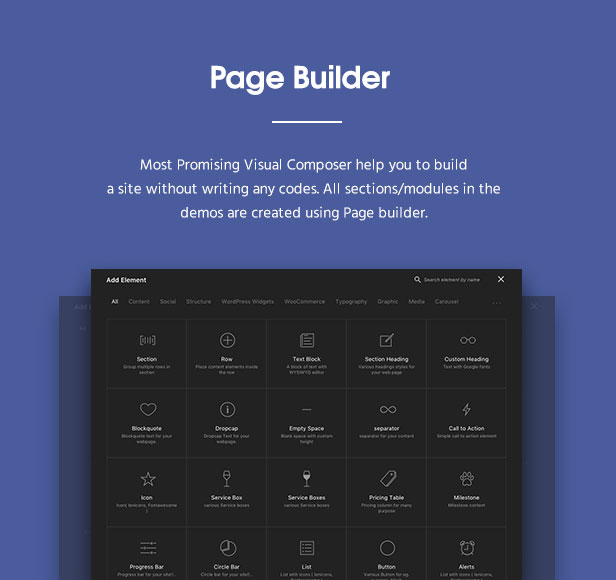 Fortun | Multi-Concept WordPress Theme - 6