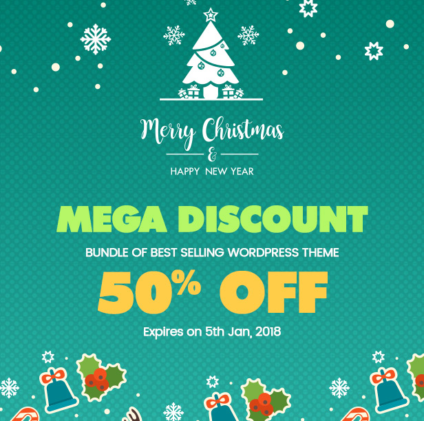 Discount christmas