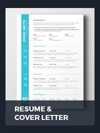 Resume & Cover Letter - 17