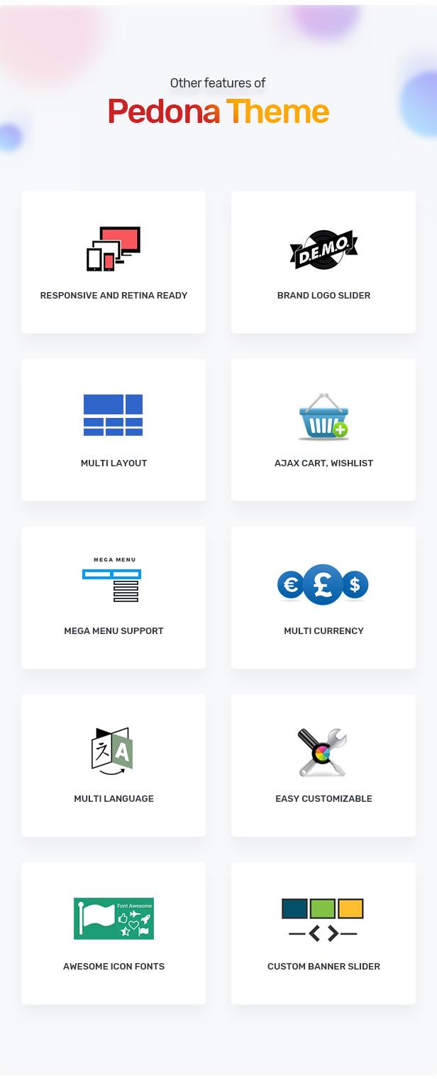 Pedona - Fashion & Sport Theme for WooCommerce WordPress 28
