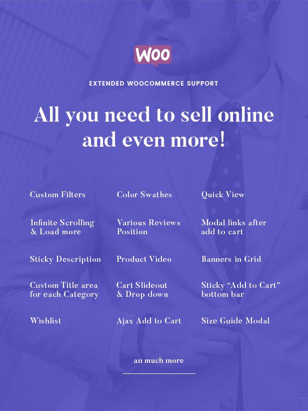 5th Avenue - WooCommerce WordPress Theme - 4