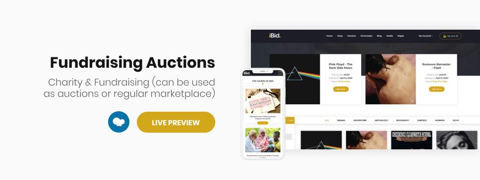 iBid - Multi Vendor Auctions WooCommerce Theme - 13