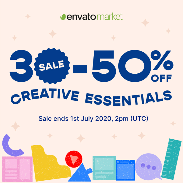 Sale 50% off.  Hurry up! Limited time only.