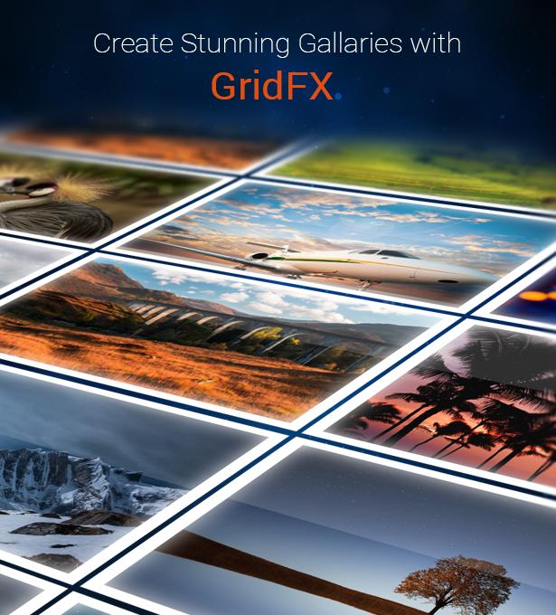Grid FX - Ultimate Grid Plugin for WordPress - 5