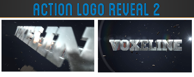 Action Logo Reveal - 7
