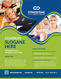 Ultimate Business Flyer  - 1