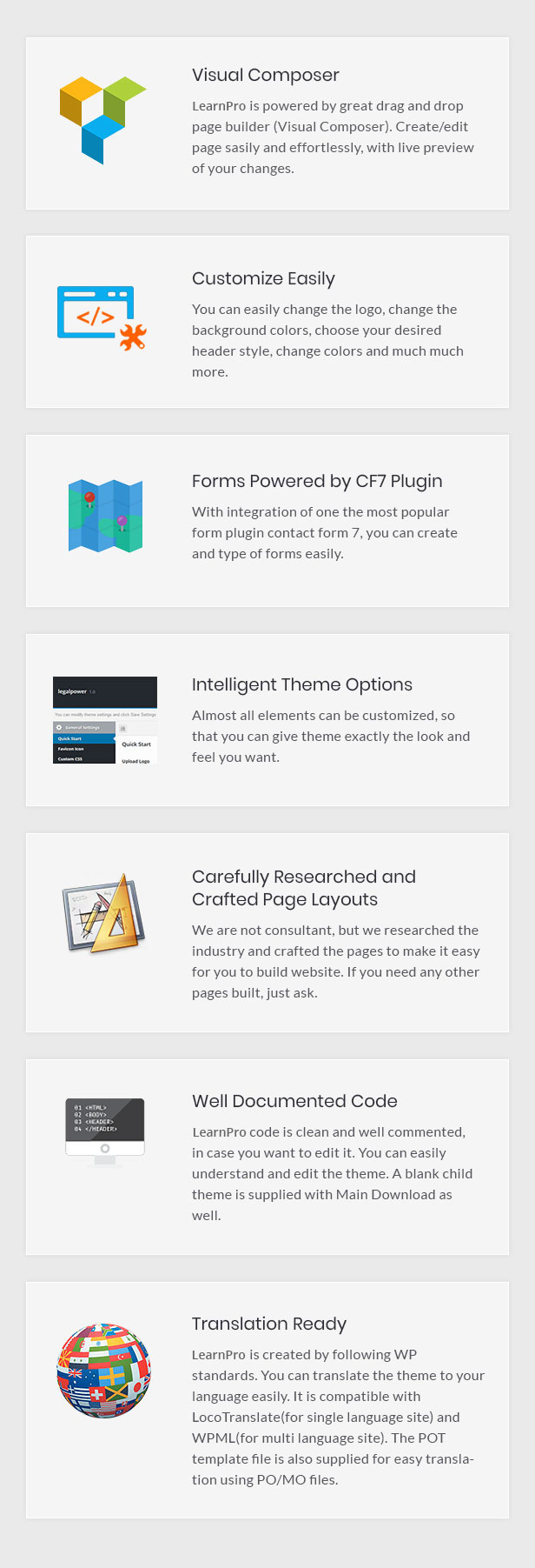 LearnPro - WordPress Theme