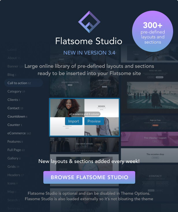 Flatsome | Multi-Purpose Responsive WooCommerce Theme - 8
