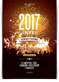 2017 NYE Party Flyer