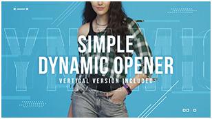 Simple Dynamic Opener