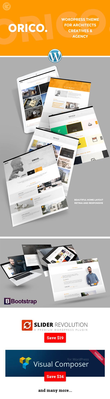 Orico - Creative & Architect Agency WP Theme - 10