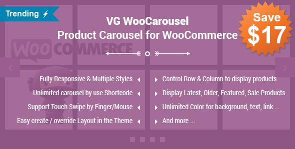 VG Bonnie - Creative WooCommerce WordPress Theme - 6
