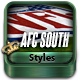 NFL Football Styles - NFC West - 6