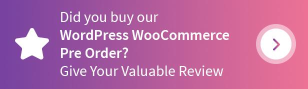 WordPress WooCommerce Pre Order Plugin - 7