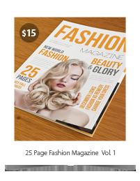Fashion Magazine #5 - 15