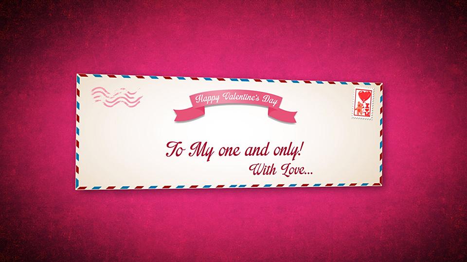Valentine's Day Love Letter - 15